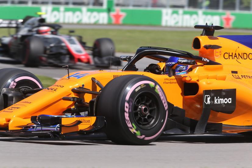 """GP de Canadá de F1: para Alonso ha sido """"un viernes positivo y sin ningún percance"""""""