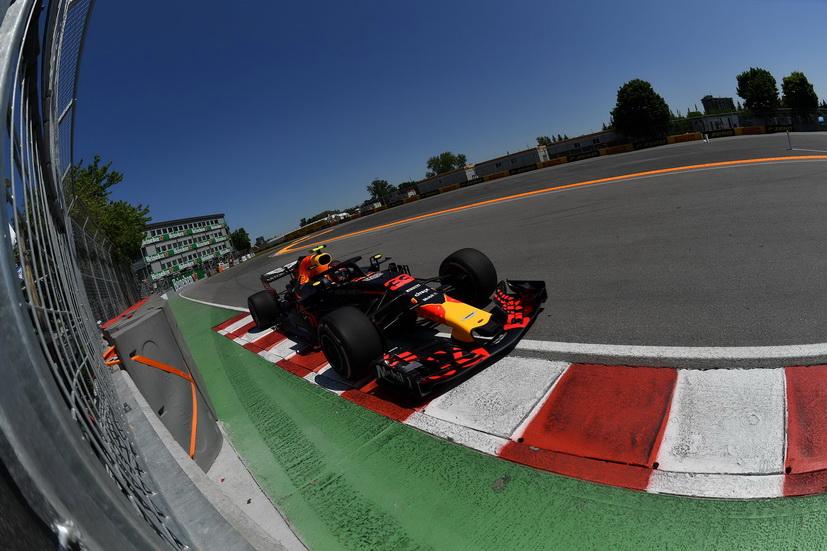 GP de Canadá de F1 (FP3): otra vez Max Verstappen