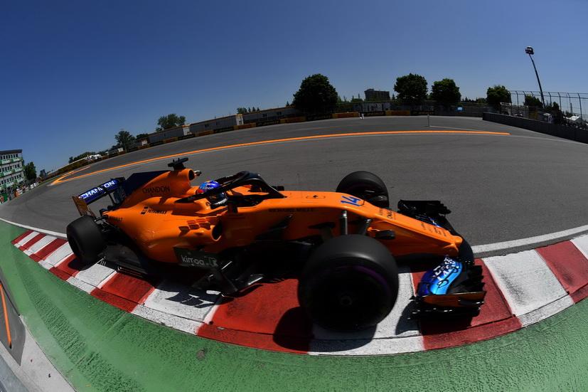 GP de Canadá de F1 (Q): Alonso espera poder remontar mañana en carrera