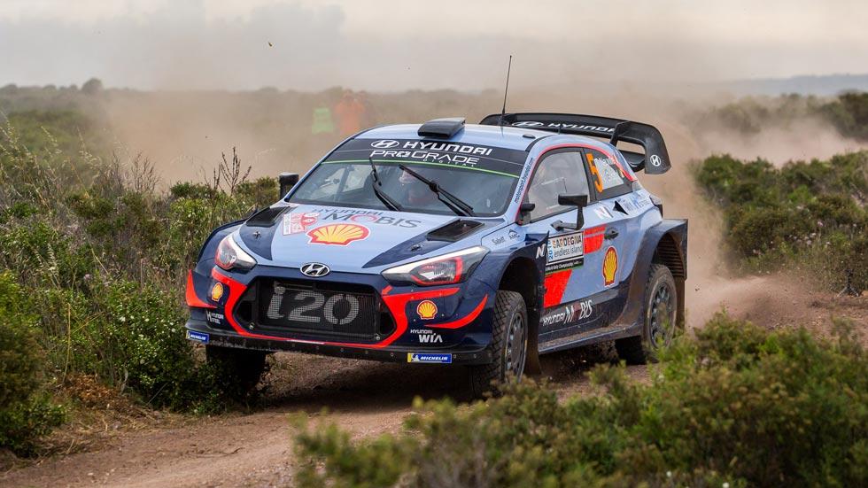 Rally de Italia 2018: Neuville, victoria tras un duelo increíble con Ogier