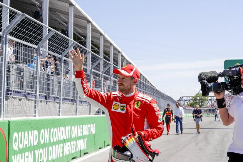 GP Canadá F1: victoria de Vettel, buen Sainz y abandono de Alonso