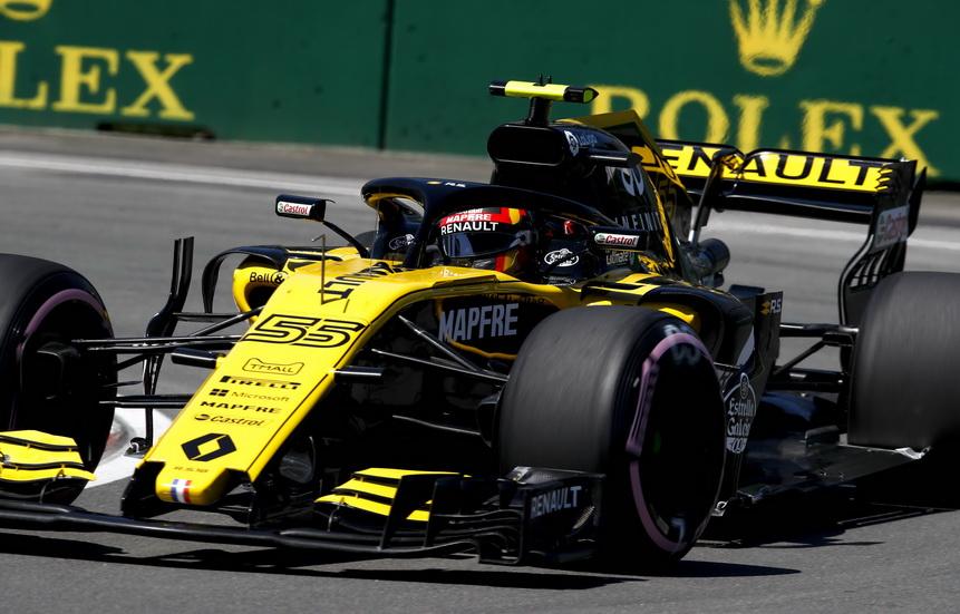 GP de Canadá de F1: Sainz volvió a puntuar