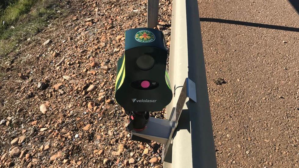 Cazados: aquí está la ubicación de los 56 mini radares Velolaser de la DGT