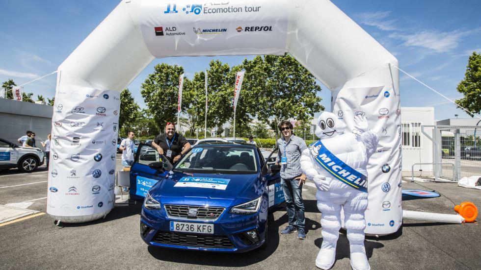 ALD Ecomotion Tour 2018: conducción eficiente, la base del ahorro