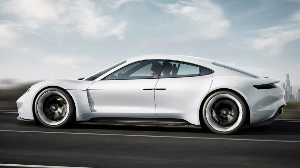 Porsche Taycan: así será el primer Porsche 100% eléctrico