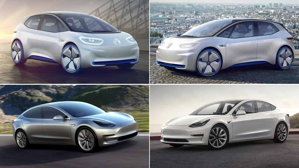 Tesla podría lanzar un nuevo compacto eléctrico: el rival del VW I.D.
