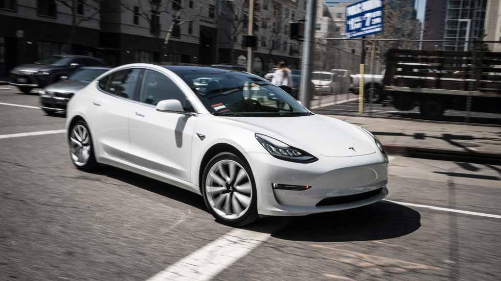 Tesla Model 3: probamos en exclusiva el nuevo  coche eléctrico
