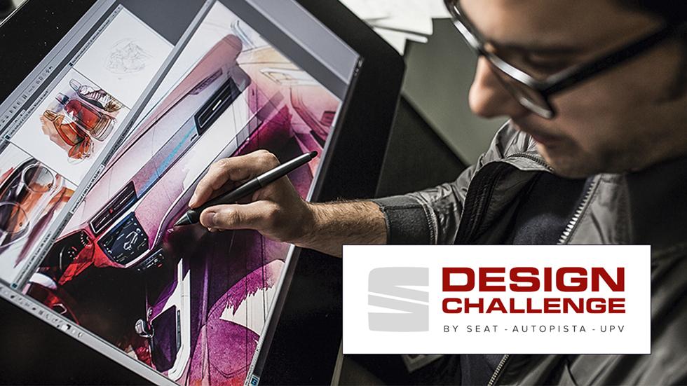 Cumple tu sueño de ser diseñador con el Design Challenge by SEAT, Autopista y UPV