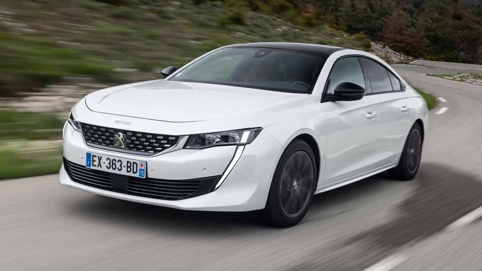 Nuevo Peugeot 508 2018: todos los precios para España (y más de 50 fotos nuevas)