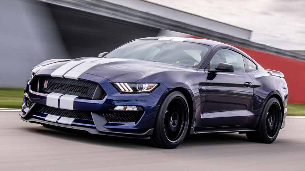 Ford Mustang Shelby Gt350 2019 A 250 N M 225 S Emocionante