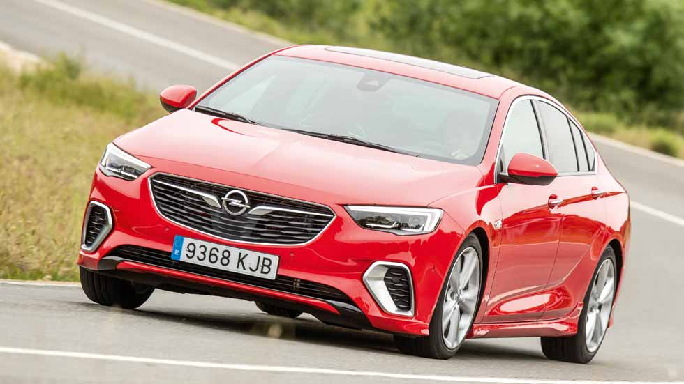 Opel Insignia GSI: a prueba una berlina deportiva y muy agradable