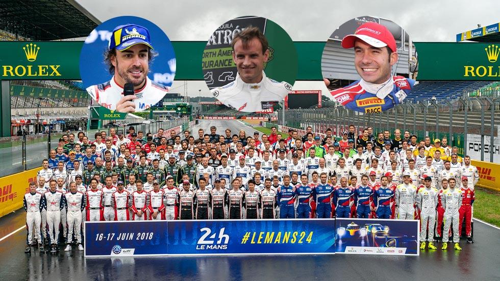 24 Horas de Le Mans (previo): así llegan los pilotos españoles