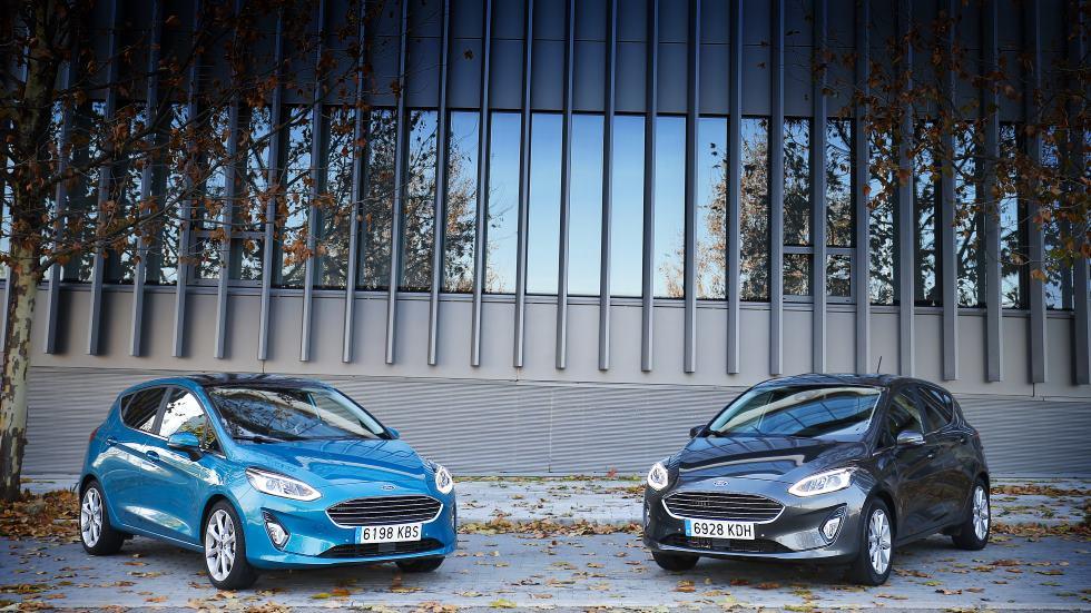Ford Fiesta 1.0 EcoBoost/125 vs 1.5 TDCi/120: ¿qué elegir, Diesel o gasolina?