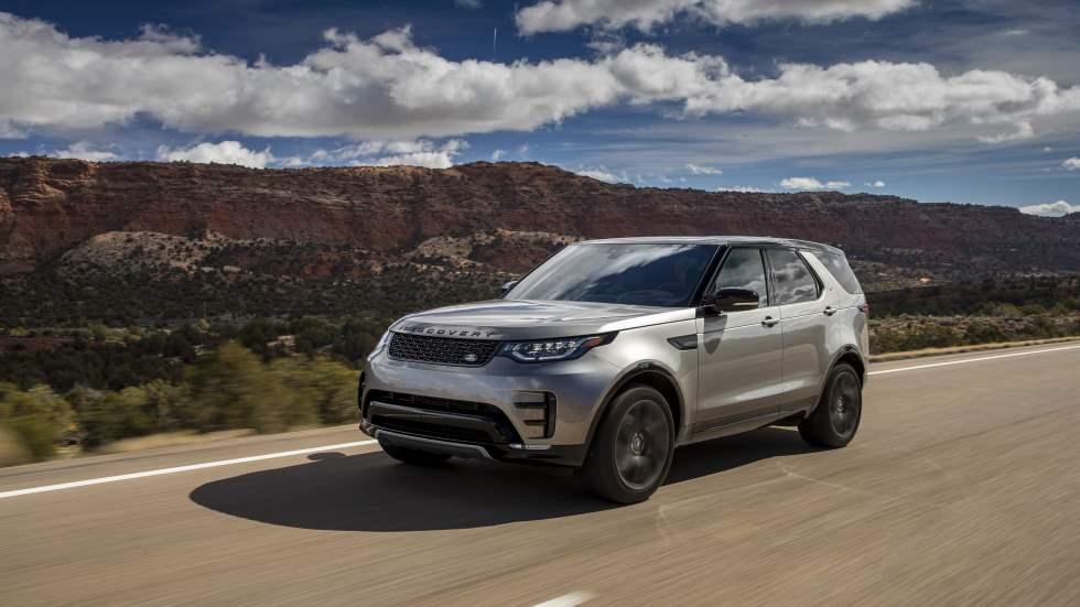 Land Rover Discovery 2019: el SUV británico, ahora más eficiente y seguro