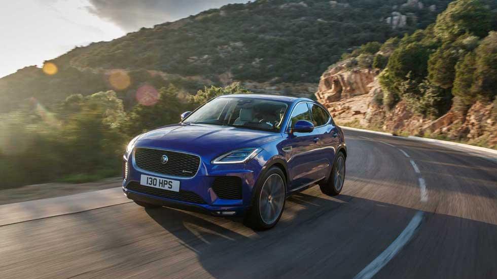 Jaguar E-Pace 2019: así se renueva el SUV compacto