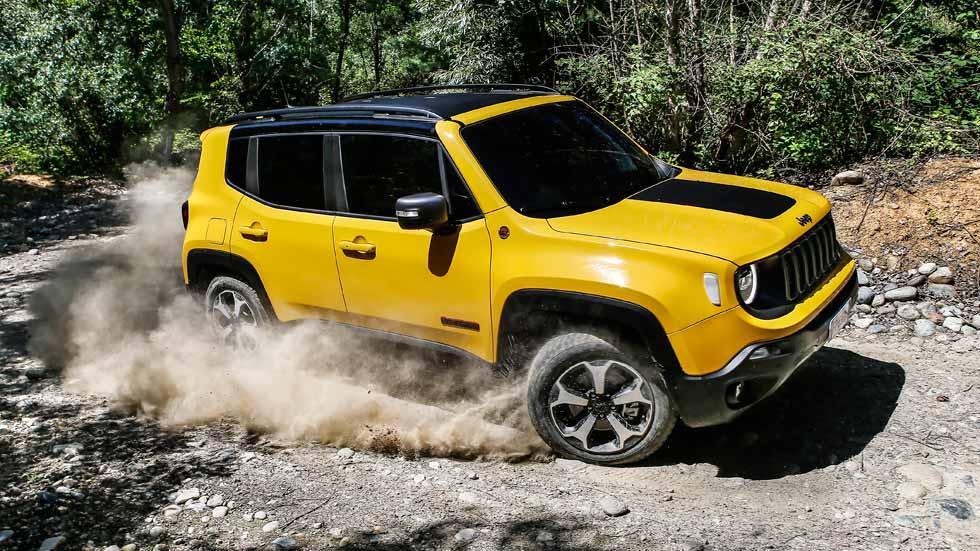 Jeep Renegade 2019: a prueba un SUV más eficiente, conectado y seguro
