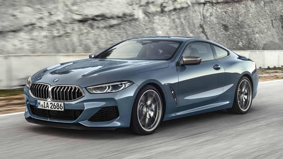Oficial: así es el BMW Serie 8 Coupé 2018, todos los datos y fotos
