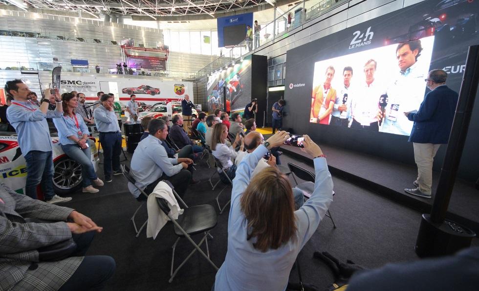 El motor y la competición, en vivo en AutoRacing Madrid