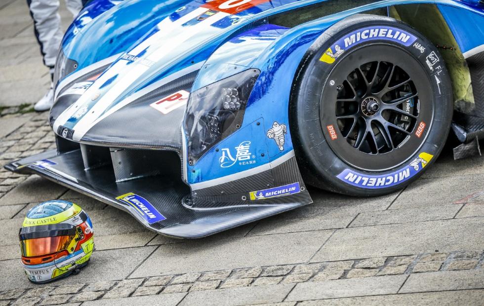 24 Horas de Le Mans: así son los neumáticos Michelin para la carrera