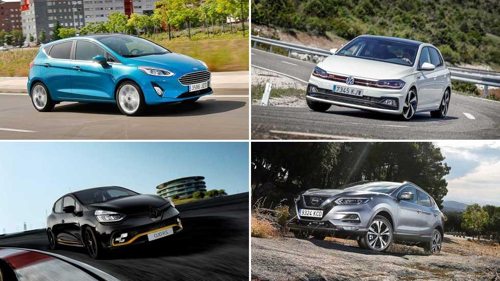 Los 10 coches y SUV que más se venden en Europa