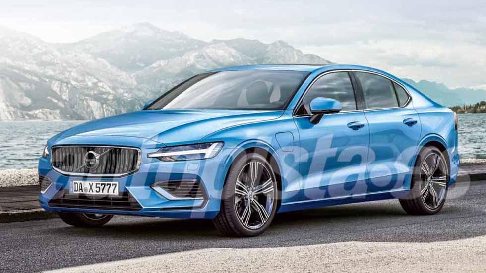 Volvo S60 2019: primer vídeo y nuevos datos de la nueva berlina