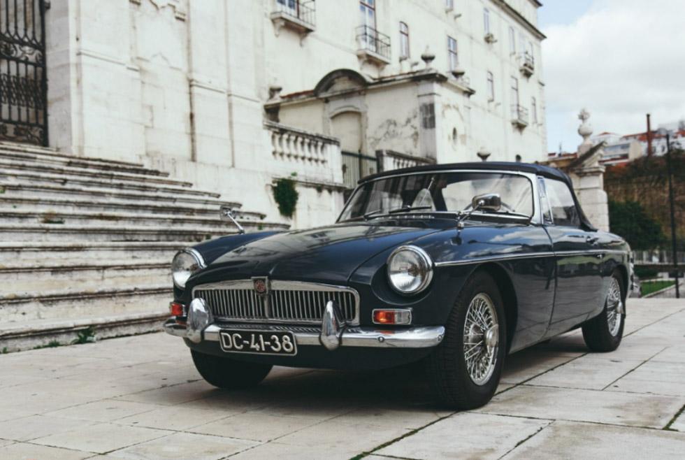 Comprar un coche clásico. ¿Qué garantía tiene?