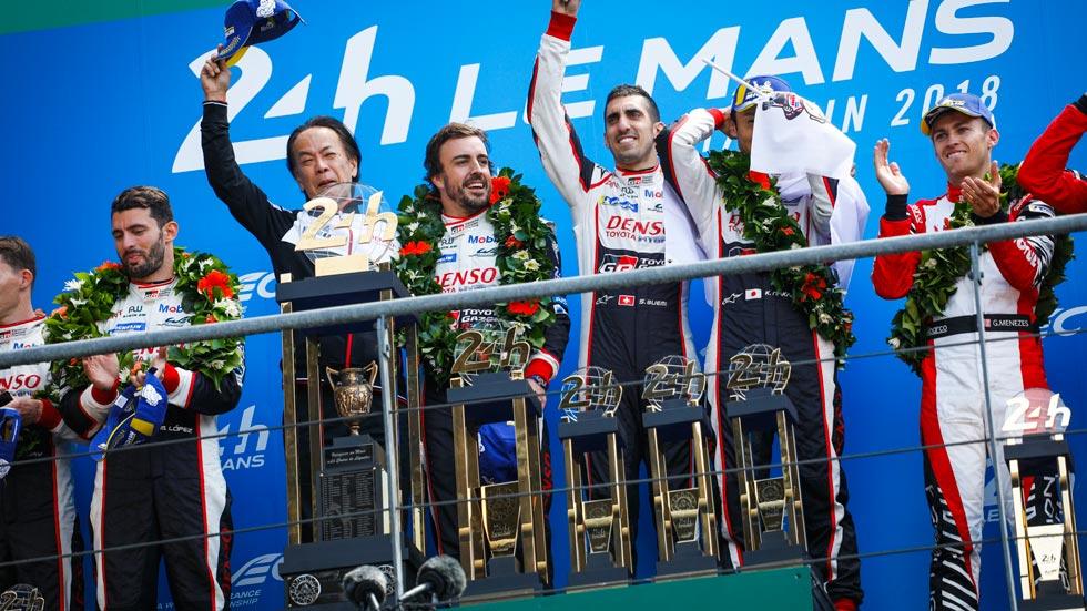 24 Horas de Le Mans y Fernando Alonso: una victoria para la historia (vídeo)