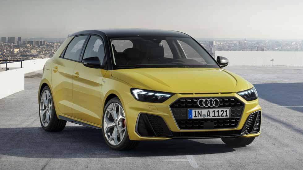 Oficial: Audi A1 2018, así es la nueva generación