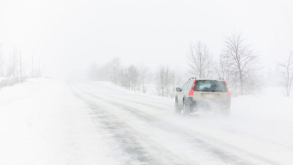 Los mejores consejos para conducir con nieve o hielo