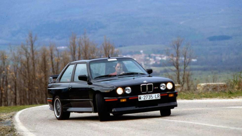 BMW M3 Sport Evolution de 1990: prueba original de un propulsión trasera único