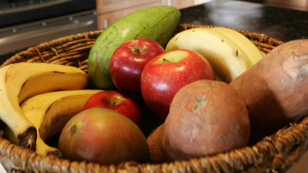 Los beneficios de las frutas y de las verduras para el coche y para los conductores