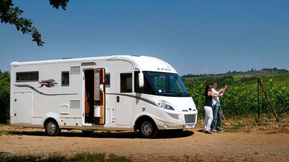 Este verano alquila una autocaravana: consejos, precios, leyes...