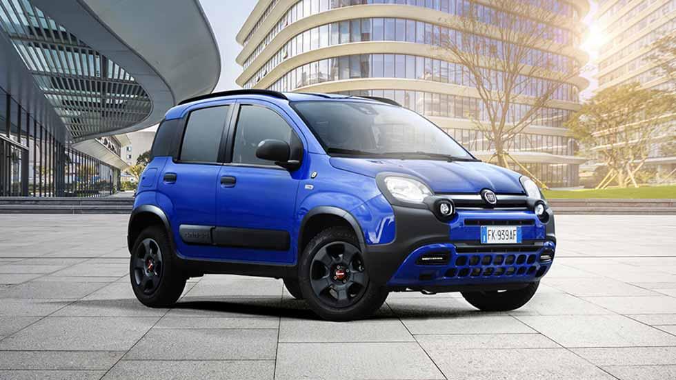 Fiat Panda Waze: el Panda más conectado y seguro para la ciudad