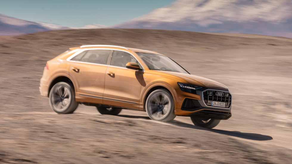 Audi Q8: probamos el nuevo SUV total, ¡impresionante!