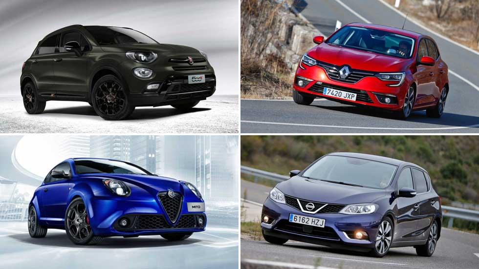Los mejores coches baratos para comprar por menos de 15.000 euros