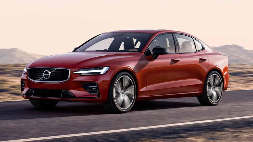 Oficial: nuevo Volvo S60, sin Diesel y a la venta a comienzos de 2019