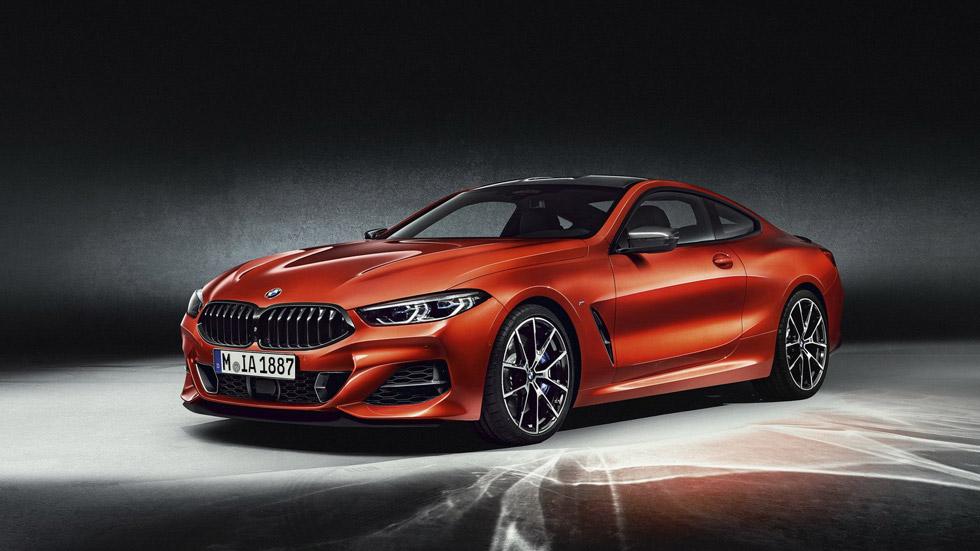 BMW Serie 8 Coupé 2018: así lo puedes personalizar a tu capricho