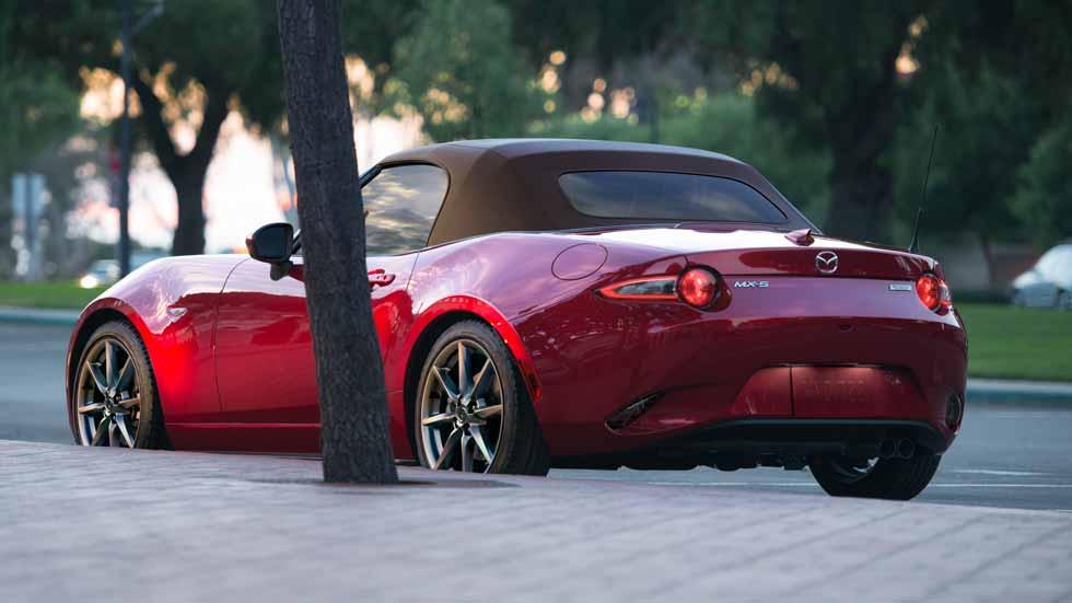 El Mazda MX-5 2019 llegará en octubre: todos los datos oficiales