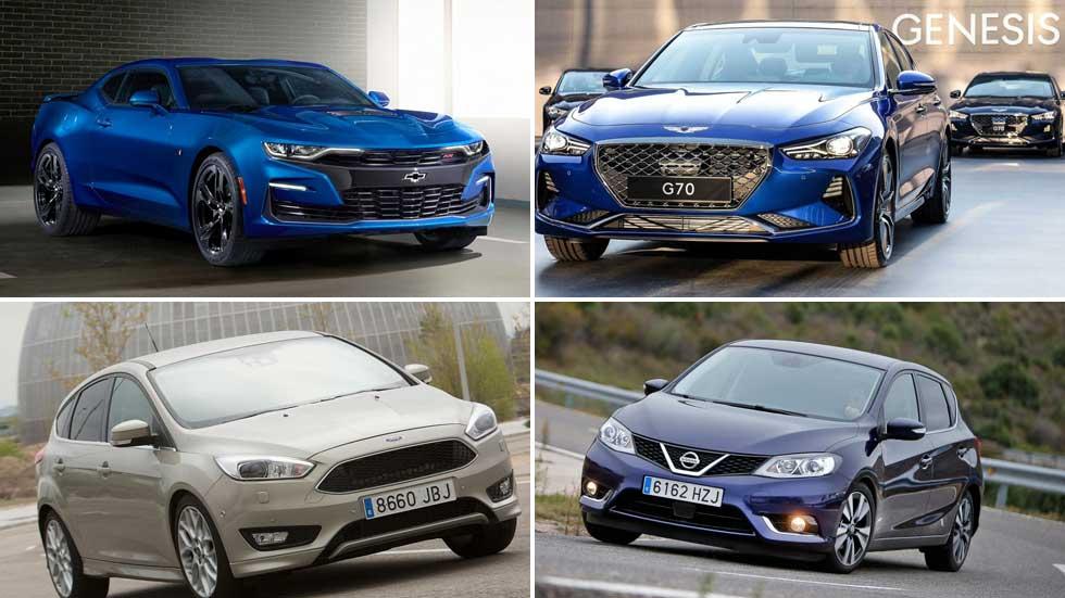 Las marcas con coches de mayor calidad, según JD Power