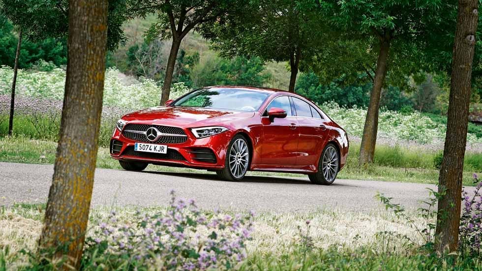 Mercedes CLS 350d: a prueba la elegancia deportiva con mayúsculas