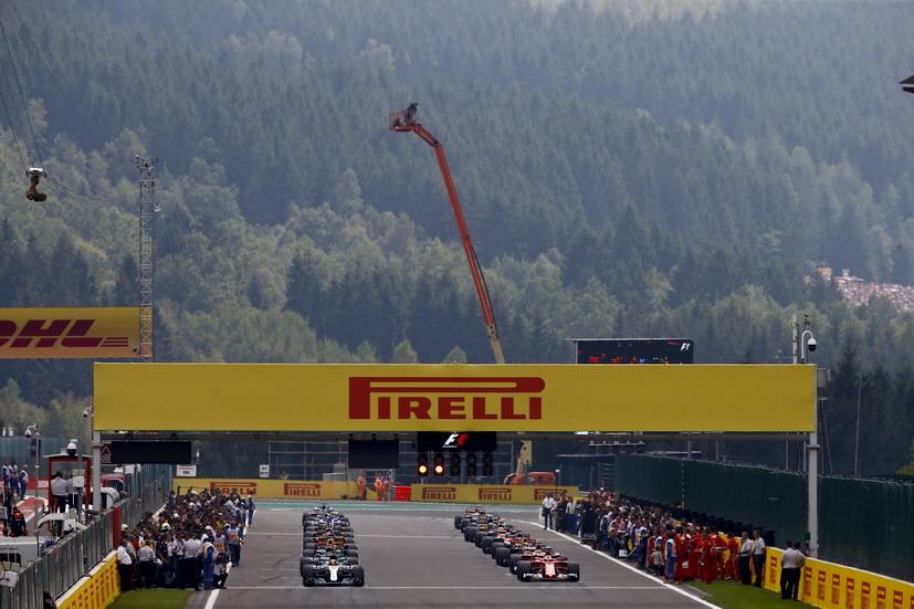 El GP de Bélgica de F1 renueva hasta 2021