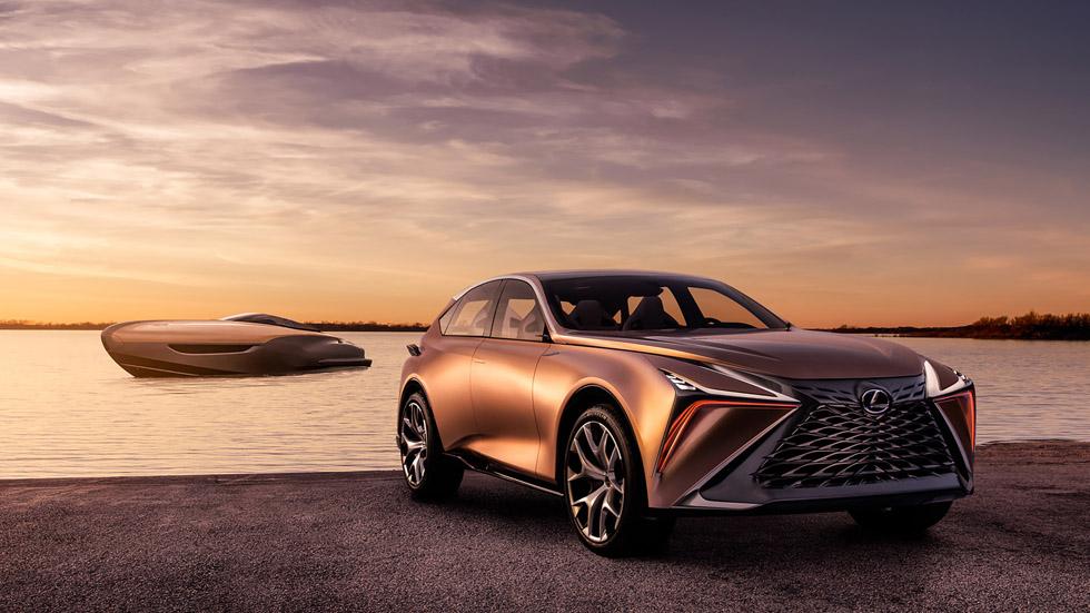 Lexus venderá su primer yate de lujo en 2019