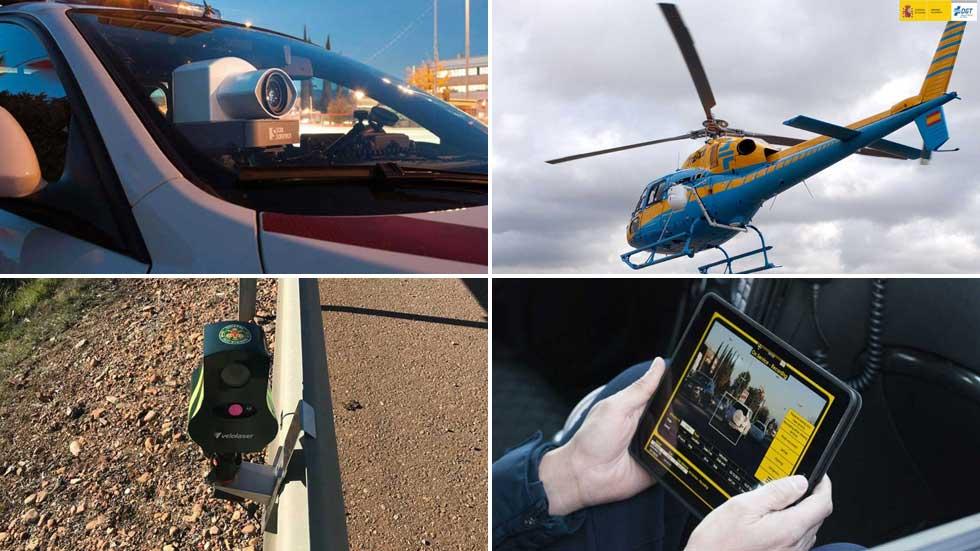 Evita multas este verano: todo sobre radares fijos, móviles, de tramo, Velolaser…