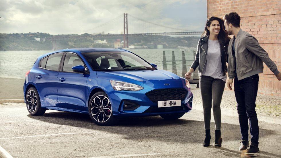 Nuevo Ford Focus: la máquina del tiempo