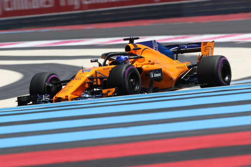 """GP de Francia de F1: """"el equipo está a tope, muy unido"""", dice Alonso"""