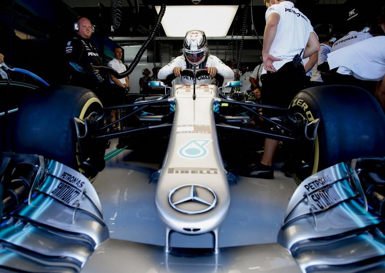 GP de Francia de F1: el nuevo motor Mercedes llegó tarde, pero funciona