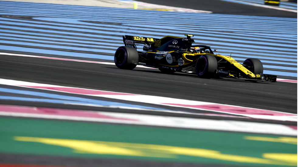 GP de Francia de F1: los pilotos piden que se elimine la chicane