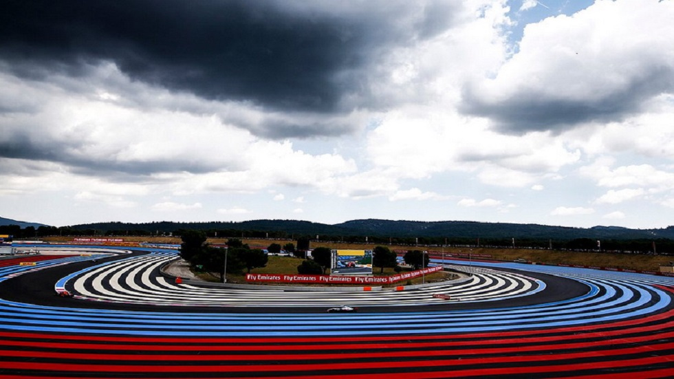 GP de Francia de F1 (FP3): la lluvia, un invitado sorpresa