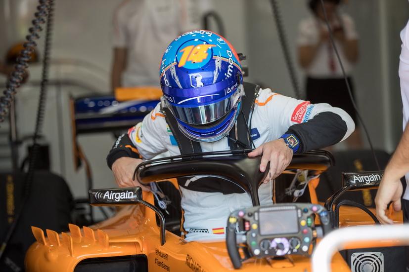 GP de Francia de F1 (Q): Alonso se quedó fuera de la Q2