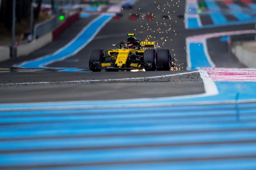 GP de Francia de F1 (Q): Sainz, el mejor tras los mejores
